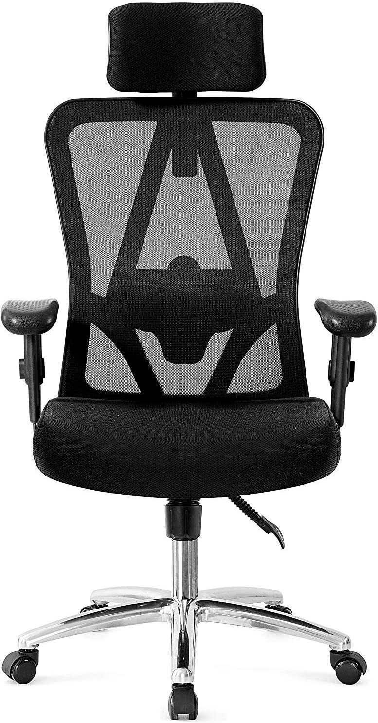 10 Best Ergonomic Office Chair Under 200 : Buyers Guide 2021 5