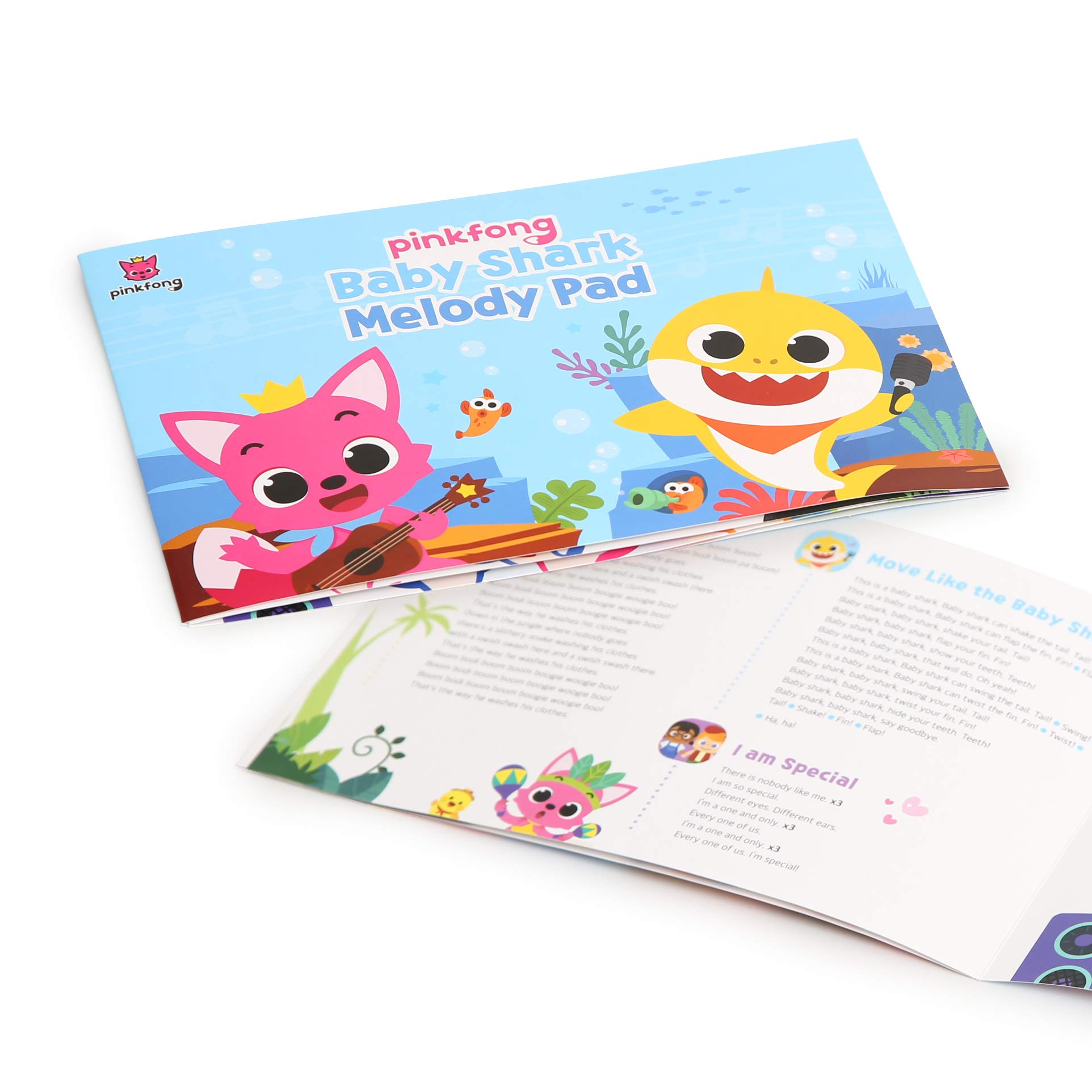 Pinkfong Baby Shark Melody Pad by Pinkfong (Image #4)
