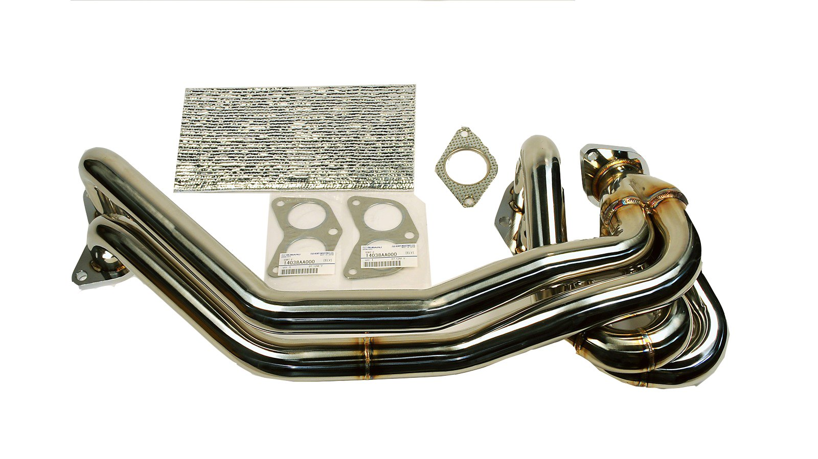 HKS 1419-RF001 Stainless Steel Turbo Exhaust Manifold