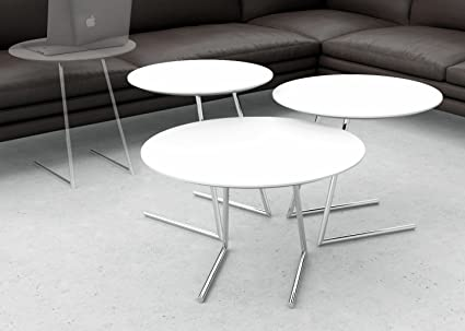 Lara Designs Cricket Table Set White & Amazon.com: Lara Designs Cricket Table Set White: Kitchen u0026 Dining