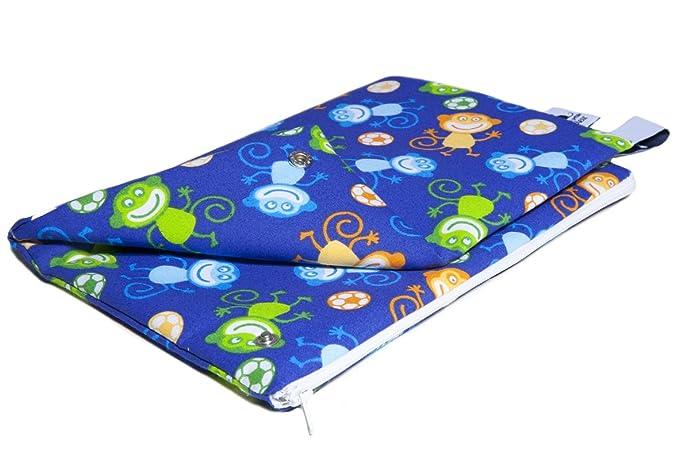 Mon Petit Bleu 5901323929793 Multiusos Bolsa - multifunción de bolsillo - a menudo utilizable, lavable, resistente al agua e incluso alimentos seguros ...