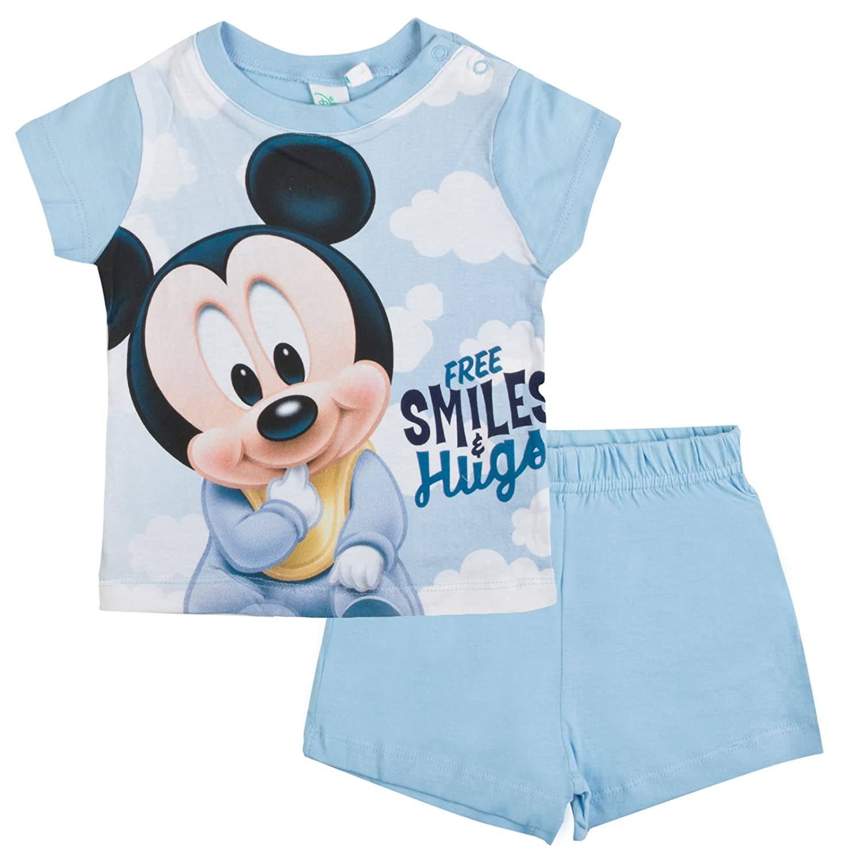 Lora Dora Baby Boys Character Short Pyjamas Pjs