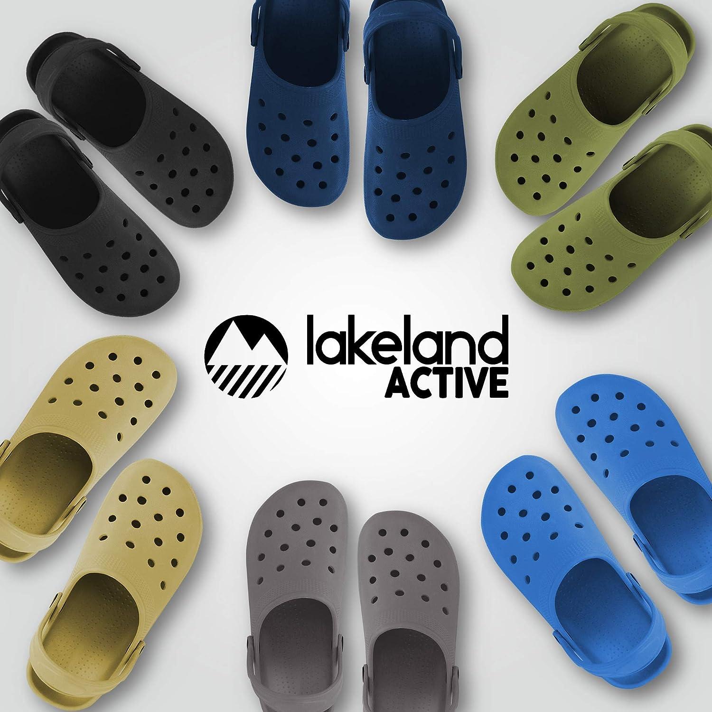 Lakeland Active Mens Aira Lightweight Ventilated Clogs