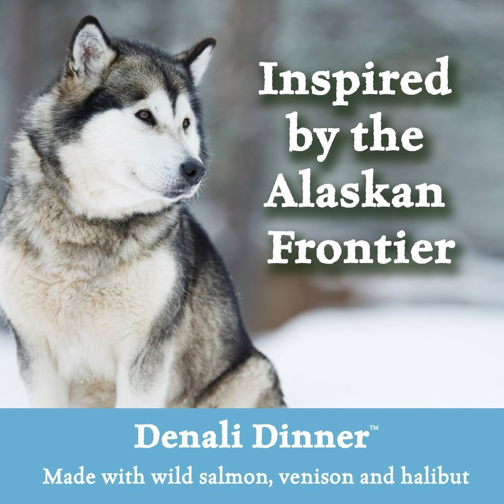 22 LB, Protein-Rich, Grain-Free Denali Dinner Adult Dog Food by BLUE Wilderness by BLUE Wilderness (Image #2)