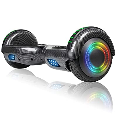 """VEVELINE Hoverboard for Kids 6.5"""" Two-Wheel Self Balancing Hoverboard: Sports & Outdoors"""