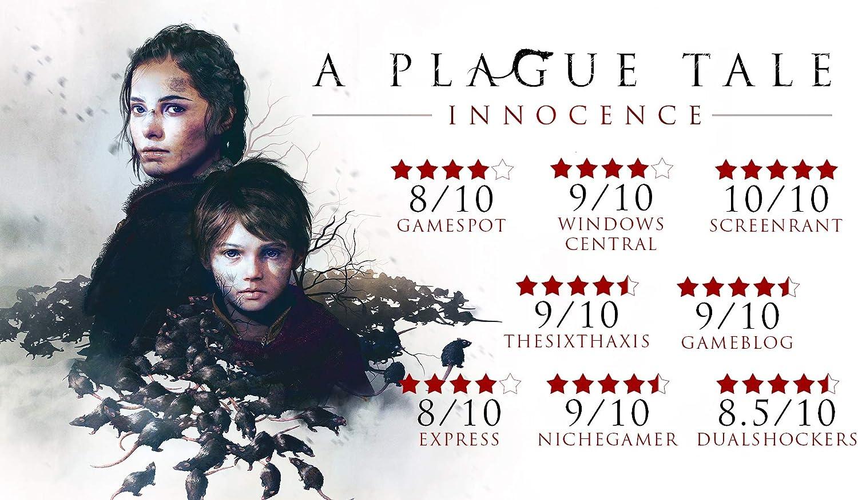 A Plague Tale: Innocence - Xbox One [Importación inglesa]: Amazon.es: Videojuegos