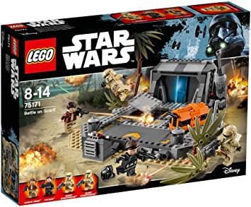 LEGO STAR WARS - Batalla en Scarif (75171): Amazon.es: Juguetes y ...