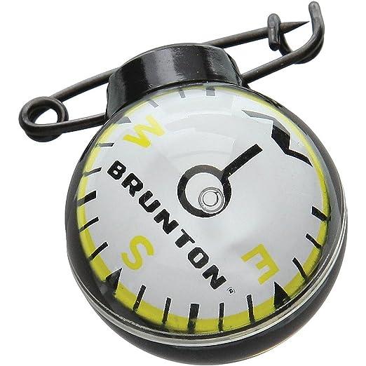 Amazon.com: Brunton Tag Along bola Brújula: Sports & Outdoors