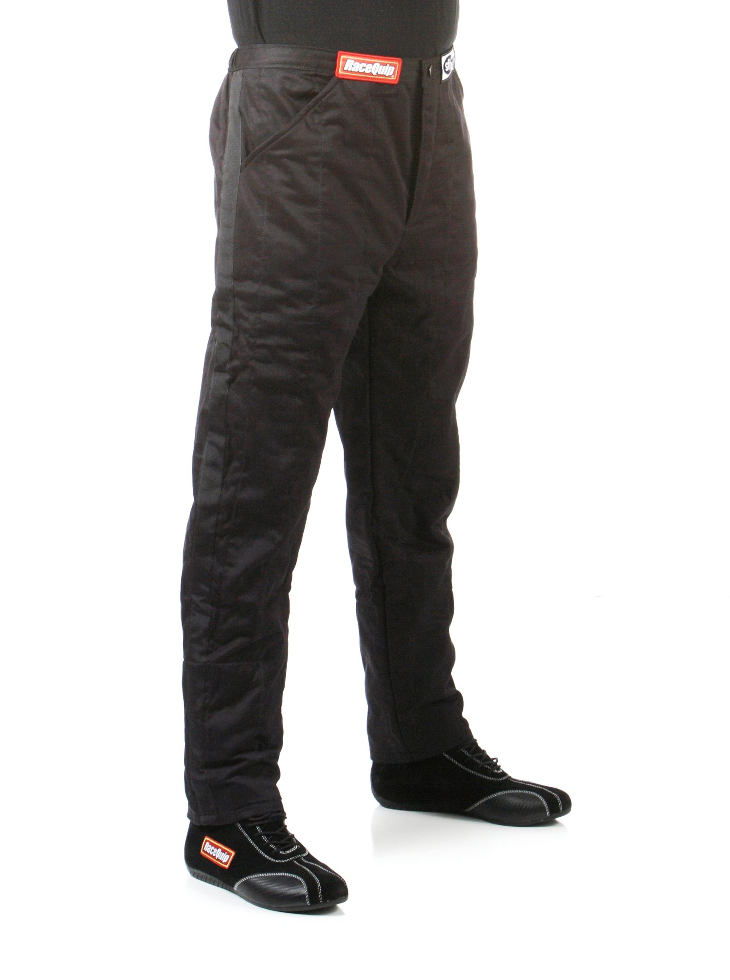 RaceQuip 122008 122 Series XXX-Large Black SFI 3.2A/1 Multi-Layer Driving Pant