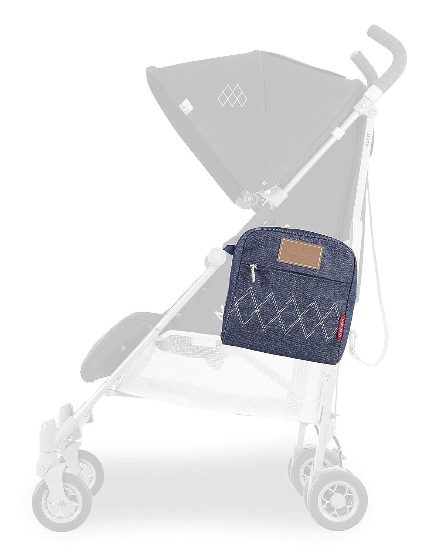 Pannier Universal Maclaren - Accesorio para silla de paseo - Denim: Amazon.es: Bebé