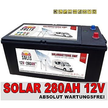 Spezielle Fahrzeug-Teile Stromerzeugung AGM Solarbatterie 70Ah Solar Versorgungs Boots Auto Wohnmobil Gel Batterie