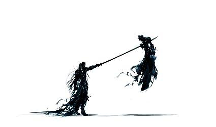 Final Fantasy Cloud Sephiroth Playmat By Hiddensupplies Com