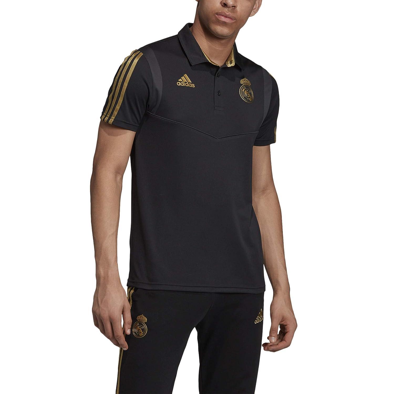 Real Madrid Polo NE 19//20 Hombre adidas