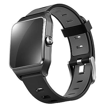 Leotec LESW15K Smartwatch, Negro: Amazon.es: Relojes