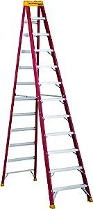 Louisville Ladder L-3016-12 Step Ladder, 12 Feet