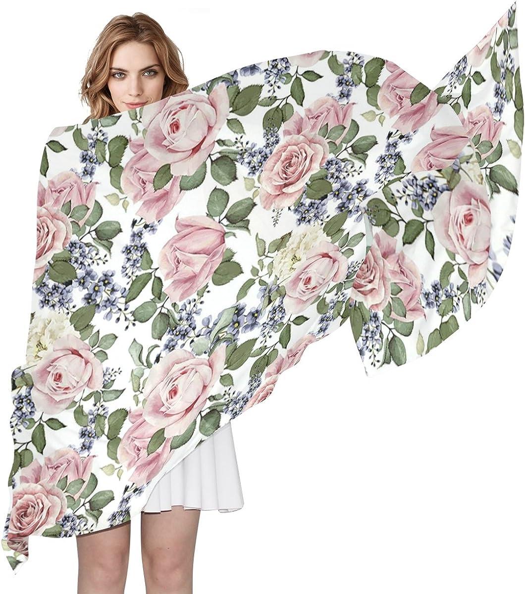 Women S Scarf Silk Scarf Blanket Lightweight Scarves Fashion Neck