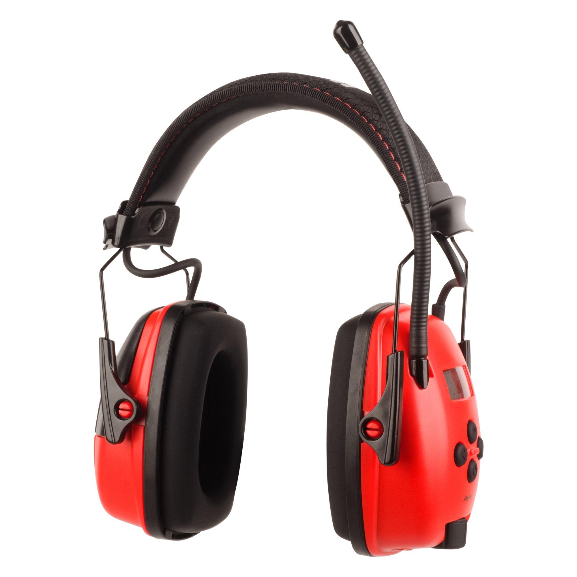 Honeywell Sync Digital AM/FM/MP3 Radio Earmuff (RWS-53012) by Honeywell Retail