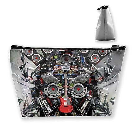 d6ea92ab573d Amazon.com: customgogo Women's Sushi Bar Octopus Travel Makeup Bags ...