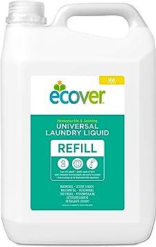 Ecover Deterg. Liq. Conc. 5 L. Ecover 1 Unidad 5000 g