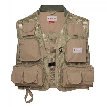 Redington Clark Fork Mesh Fly Fishing Vest Size Small Medium Large XL XXL & XXXL