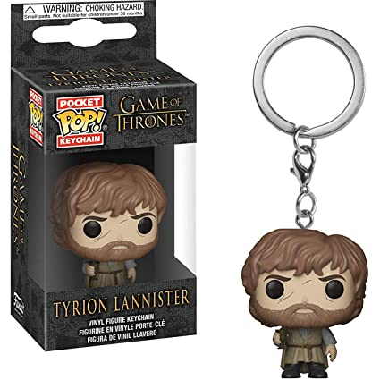 Amazon.com: Funko Tyrion Lannister: Game of Thrones x Pocket ...