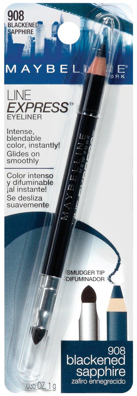 MAYBELLINE LINE EXPRESS EYELINER #908 BLACKENED SAPPHIRE B001Q88FO8