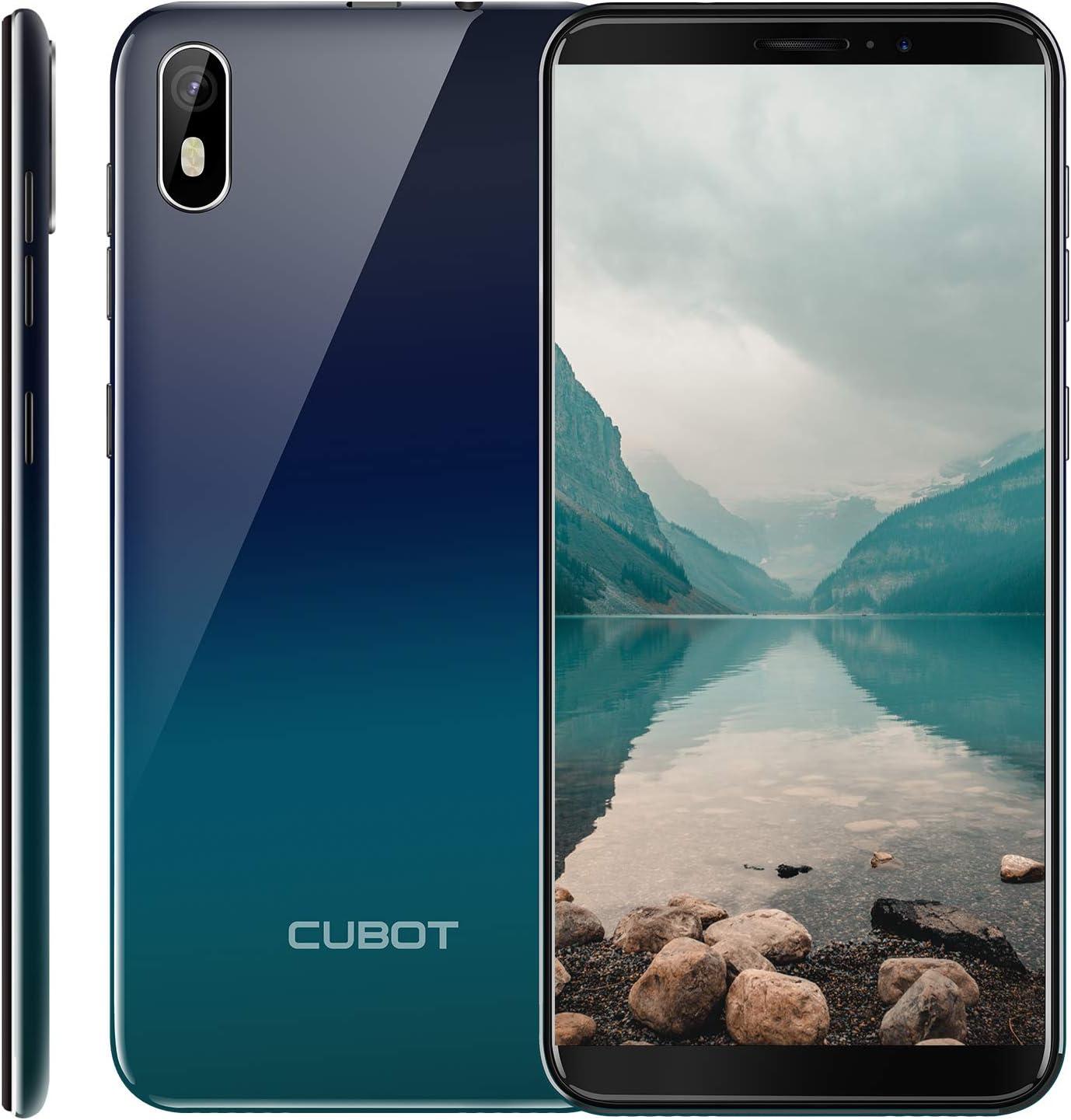J7 CUBOT Smartphone Libre sin Contacto Android 9.0 3G 5.7 Pulgadas ...