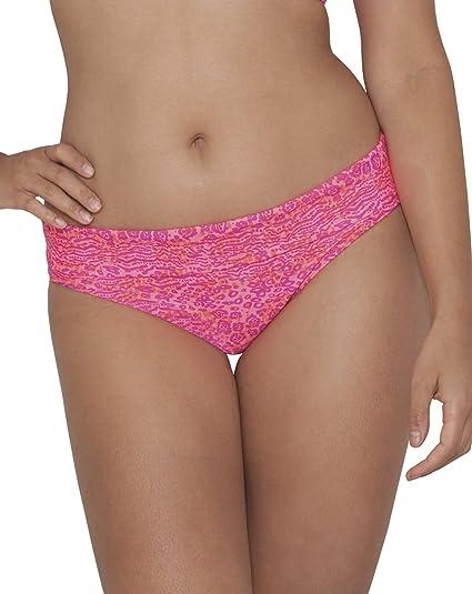 ce82d783b2f2a Curvy Kate Women's Daze Fold Over Brief Bikini Bottom at Amazon Women's  Clothing store: