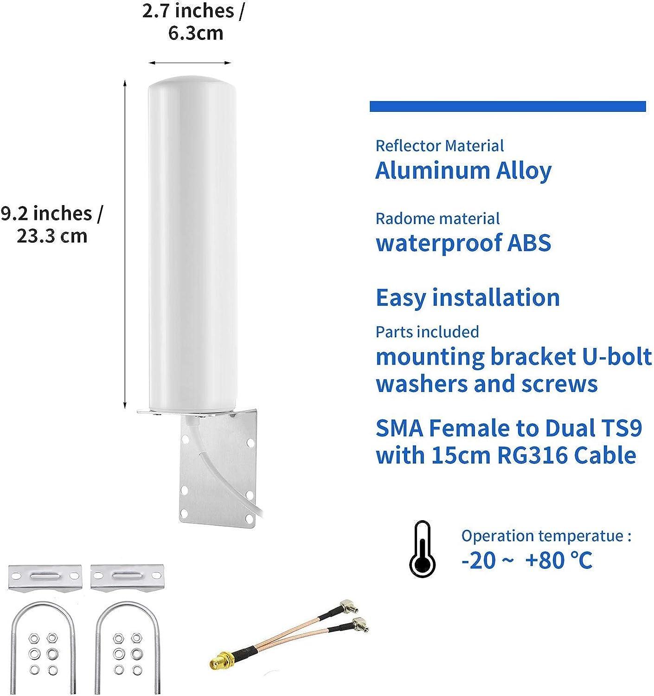 Electronics Network Antennas alpha-ene.co.jp High Gain External ...