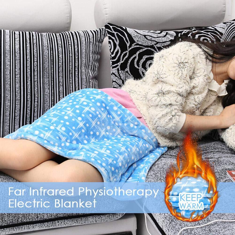 bassa tensione multifunzionale Trattamento infrarossi Lointain fisioterapia riscaldamento elettrico genouill/ères elettrico copertina riscaldante Materasso sincey copertina riscaldante elettrico