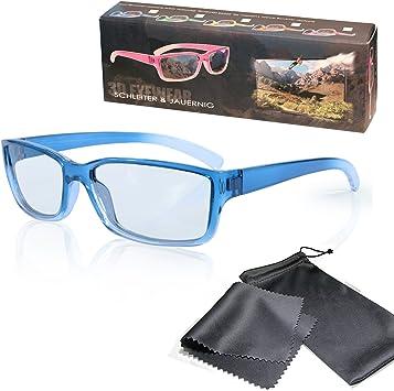 Gafas 3D para niños pasivo para RealD: Amazon.es: Electrónica