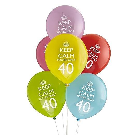 Unbekannt Cumpleaños globo/Aire de globos Keep Calm You Are ...