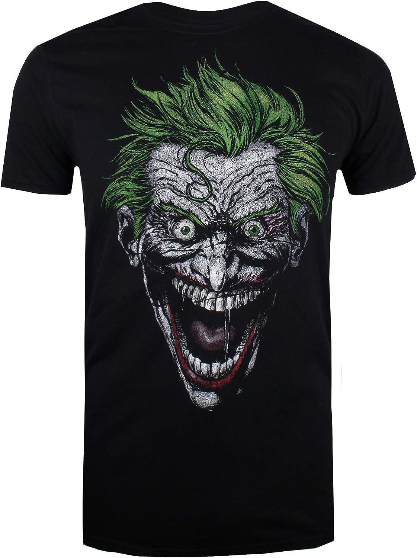 DC Comics Joker Camiseta para Hombre: Amazon.es: Ropa y accesorios