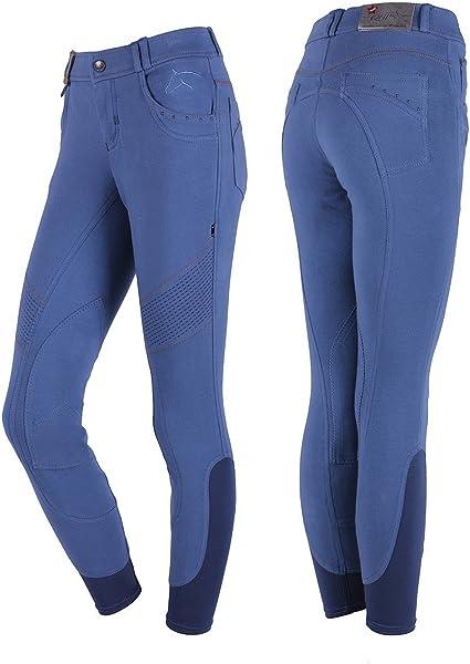 12 Ans Beige Pantalon d/équitation Enfant QHP