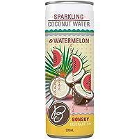 Bonsoy Sparkling Watermelon Coconut Water 320 ml x 6