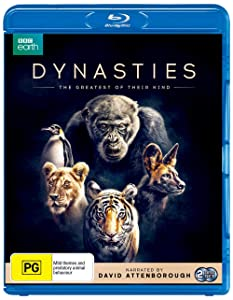 Dynasties: The Greatest of Their Kind | Documentary | David Attenborough | Region B