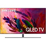 Samsung TV QLED 65 pollici Q7FN Serie 7, Televisore Smart 4K UHD, HDR, Wi-Fi, QE65Q7FNATXZT (2018)