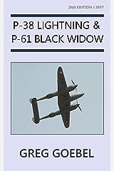 P-38 Lightning & P-61 Black Widow Kindle Edition