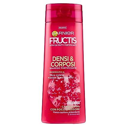 Garnier Fructis gruesos & corposi Shampoo para Cabello Fino, ...