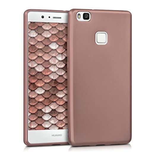 146 opinioni per kwmobile Cover per Huawei P9 Lite- Custodia in silicone TPU- Back case