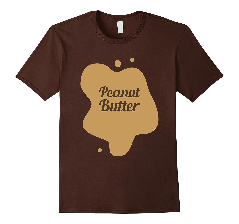 Peanut Butter  Jelly Sandwich Bread Toast Halloween Costume-RT
