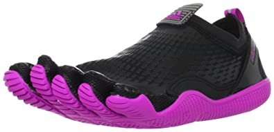 adidas adipure trainer 1.1, Chaussures de running femme Noir (Black 1 Vivid