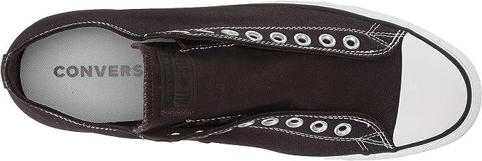 Converse Chuck Taylor All Star Zapatillas de caña Baja sin Cordones: Amazon.es: Zapatos y complementos