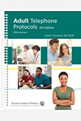 Adult Telephone Protocols: Office Version Spiral-bound