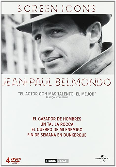 Pack Jean-Paul Belmondo [DVD]: Amazon.es: Jean-Paul Belmondo ...