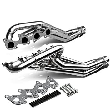 Performance Stainless Steel Exhaust Headers System 11-15 Ford Mustang GT 5.0L V8