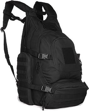 outgear Urban Go Pack Militar Mochila táctica Mochilas con Disparo Granada Kit de supervivencia para senderismo escalada deportes al aire libre: Amazon.es: Deportes y aire libre