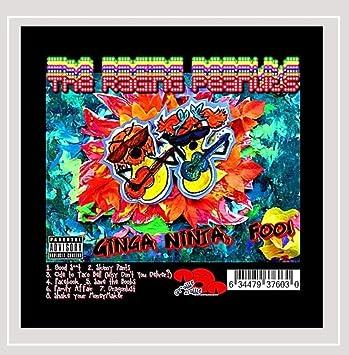 The Raging Peanuts - Ginga Ninja, Foo! [Explicit] - Amazon ...