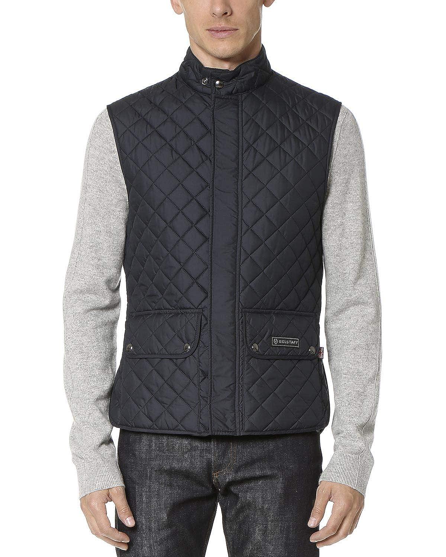 Belstaff Mens Waistcoat Lightweight Technical Quilts Vest Liner 71080002C50N0192