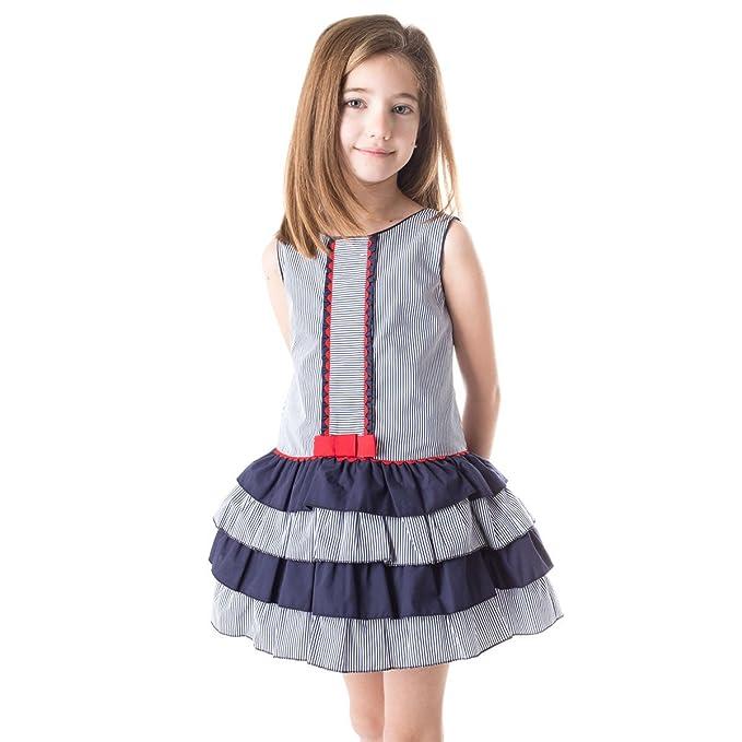 Vestido Nora - 14A, Marino